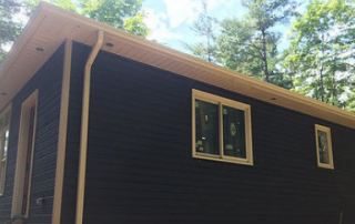 Siding and Eaves