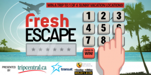 Enter to Win @ 95.3 Fresh Radio - Get Quote